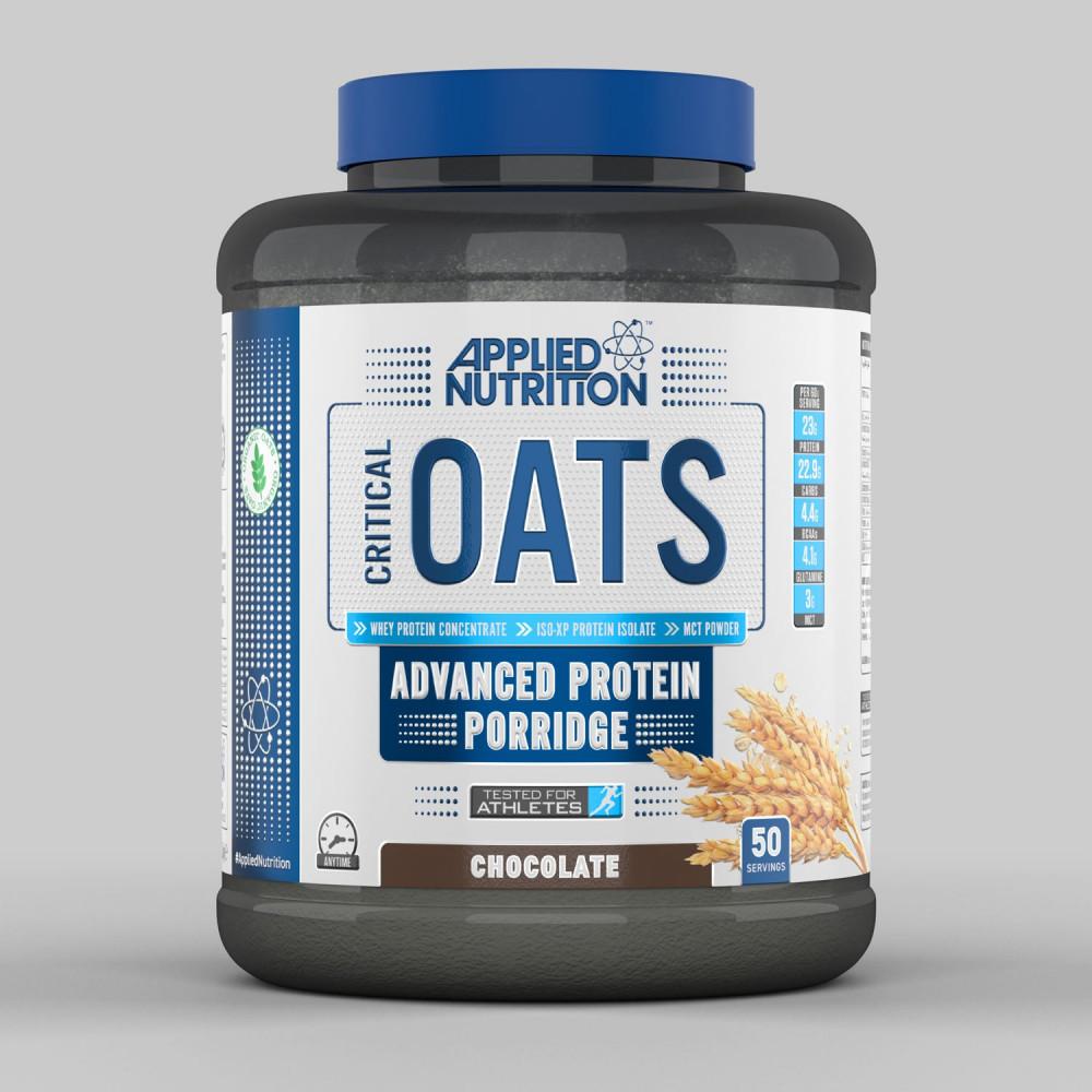 APPLIED NUTRITION Chocolate Critical Oats Protein Porridge 3kg