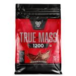 BSN, True-Mass, Powdered Protein & Carbohydrate Drink Mix, Chocolate Milkshake, 10 lbs