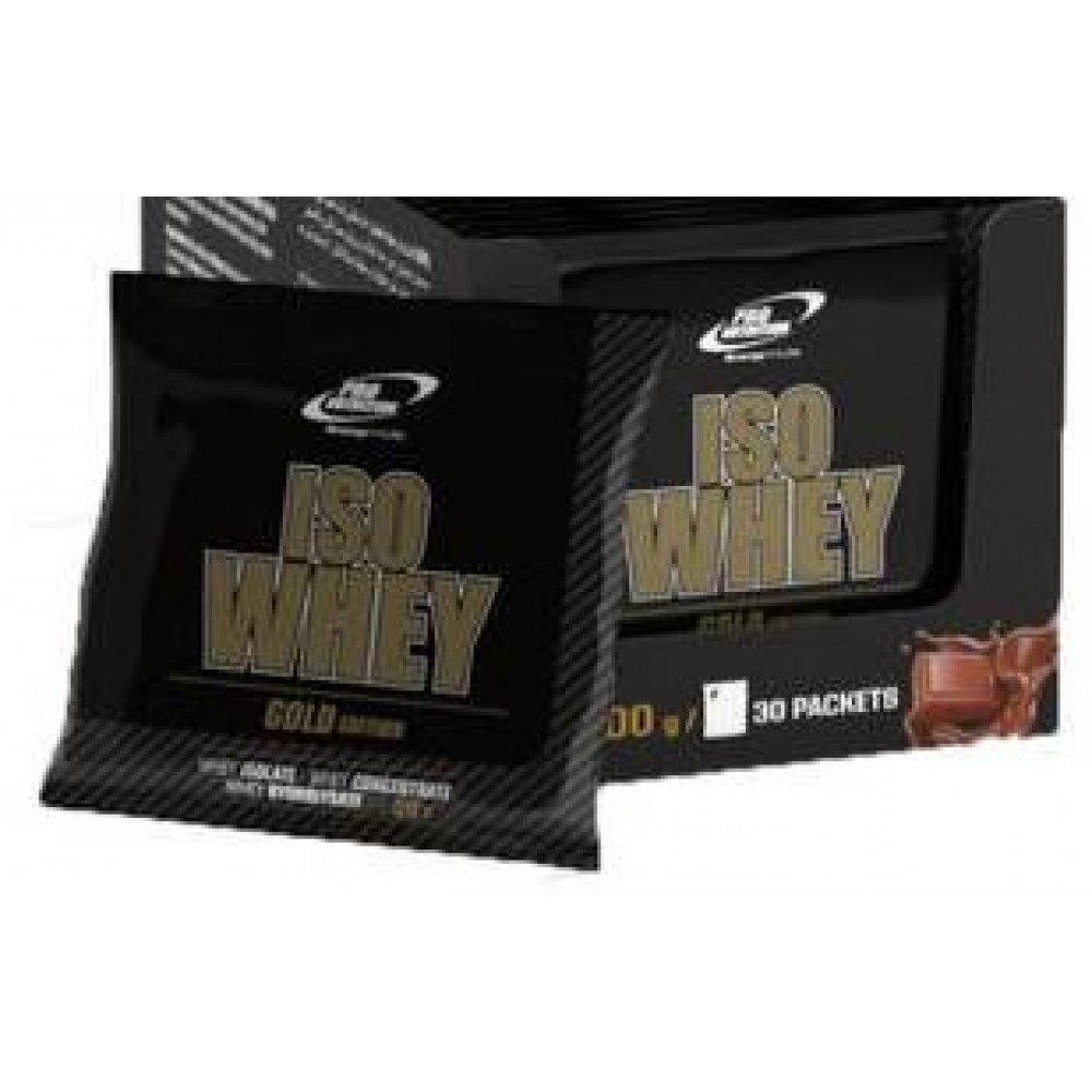 ProNut  Iso Whey Supplement - Chocolate packet 30 g